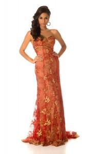 Miss Universe 2012 Gown Photos (89 Contestants)